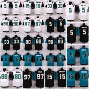 super popular b4f37 0fb5b Jalen Ramsey Leonard Fournette Jacksonville Cusotmized Football Jerseys