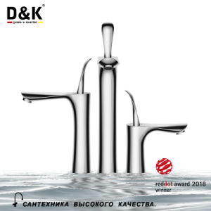 D&K Basin Faucet Brass Body Sanitary Ware