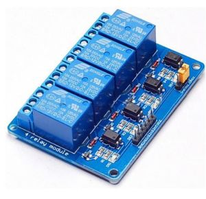 4 Channel 12V Relay Module 4channel Relay Expansion Board
