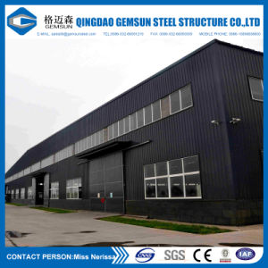 China Prefabricated Custom Material Steel Structure Building Factory pictures & photos