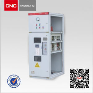Rmu Hxgn15A-12 (F. R) World Top 500 Enerprise Suppplier, AC Metal Fixed Type Medium Voltage Switchgear in China Enclosures pictures & photos