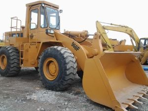 Used Cat 966f Wheel Loader pictures & photos
