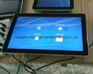 High Brightness 32′′ Advertising Digital Kiosk pictures & photos