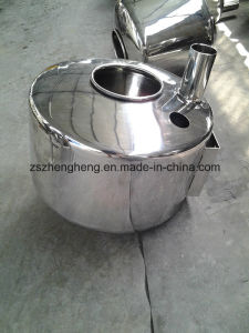Stainless Steel Dairy Milk Receiver Tank pictures & photos