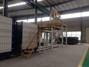The Machine for Making Sandwich Wall Panel pictures & photos