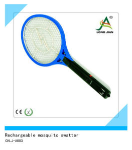 Rechargeable Mosquito Racket with LED Flashlight (CHLJ-A003)