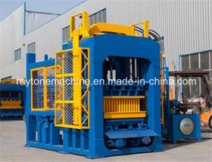 Hot Selling Qt8-15 Automatic Cement Interlocking Brick Machine with Competitive Price pictures & photos