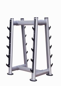 Barbell Rack/Storage Rack/Fitness Equipment Rack/Gym Barbell Rack/Gym Equipment Barbell Rack (UM403) pictures & photos