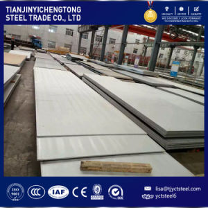 321 Hot Rolled No. 1 Stainless Steel Plate Factory Price pictures & photos