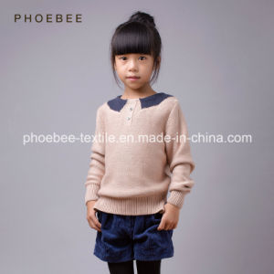 Phoebee Kids Clothes Girls Knitted Sweater pictures & photos