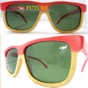 New Arrivaling Bamboo Multicolor Sunglasses