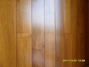 Teak Hardwood Flooring (BT-X)