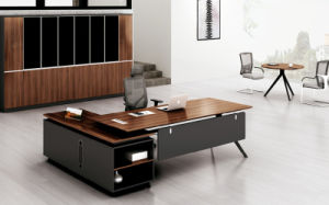 New Arrival, High Quality Executive Desk with Stylish Design (FOH-HYB241) pictures & photos