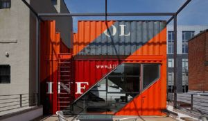 Detachable Shipping Prefab Container House/Camp/Accommodation pictures & photos