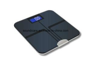 Digital Wireless Electronic Scale with Blue Backlit (BF011-BT)