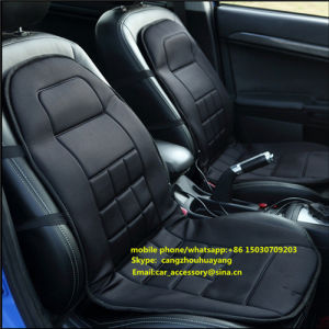 Cangzhou Huayang Auto 12V Heated Warmer Pad Winter Black Hot Cover Car Seat