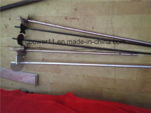 Ground Anchor Screw Helical Pole, Helical Screw Shaft pictures & photos