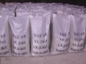Electron Equipment Detergent Raw Material Oxalic Acid pictures & photos
