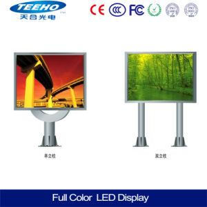 Outdoor High Brightness P10-4s Full Color LED Display for Road Advertising pictures & photos
