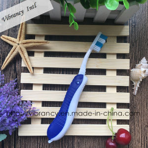 Wholesale Manual Travel Disposable Adult Soft Bristle Toothbrush pictures & photos