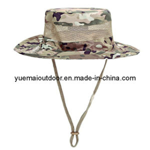 Military and Combat Jungle Camo Hat pictures & photos