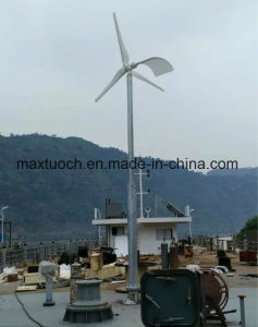 Marine Wind Turbine with Corrosion Protection for Marine Coastal Applications