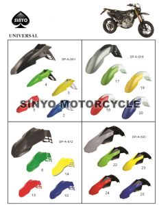 Universal All Nice Motorcycle Front Fender pictures & photos