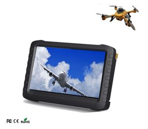 Wireless 2.4G/5.8g Mini DVR (5 inch LCD monitor, 3200mAh battery, loop recording) pictures & photos