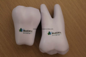 Tooth Shape PU Stress Ball (Medical stress toy)