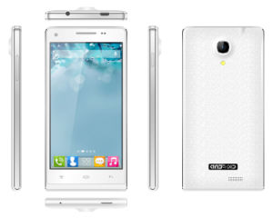 4.7inch IPS Qhd Screen Mtk6572 Dual Core Android 3G Smart Mobile Phone (QK3) pictures & photos