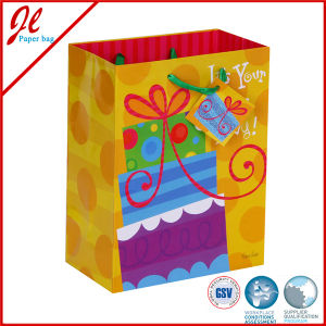 Luxury Gift Paper Gift Bags for Birthday pictures & photos
