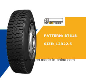 Truck and Bus Tyre (12r22.5) , TBR Tyre with Cheap Price