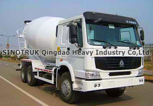 HOWO Concrete Mixer Truck Sinotruk pictures & photos