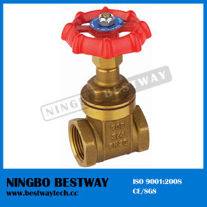 High Quality Brass Wedge Gate Valve (BW-G05) pictures & photos