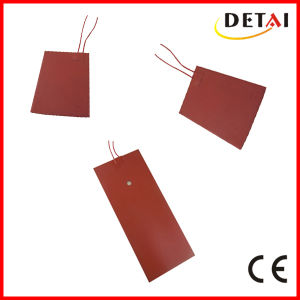 Top Quality Silicon Rubber Heating Pad For Pipes Dt S038