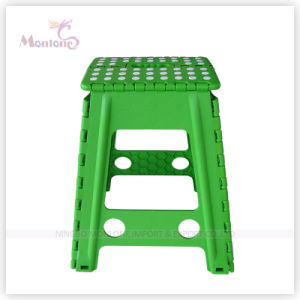 29*22*39cm Plastic Colorful Foldable Tall Stool pictures & photos