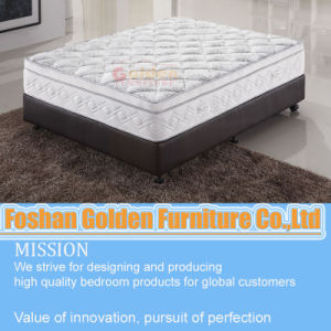 Pillow Top Hard Mattress for South America pictures & photos