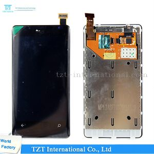 Wholesale Original Mobile Phone LCD for Nokia Lumia 800 pictures & photos