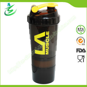 500ml BPA Free Spider Shaker Bottle, Shaker Bottle (SB5001)