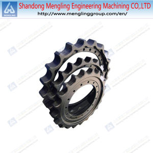 Undercarriage Spare Parts Mini Excavator Sprockets
