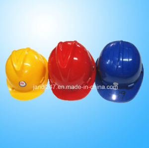 PE or ABS Material Safety Helmet for Construction pictures & photos