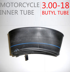 Motorcycle Butyl Inner Tube 3.00-17 pictures & photos