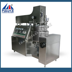 Hot Sale Vacuum Emulsifying Machine pictures & photos