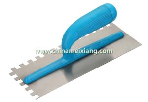 11x5′′ Plastic Handle Trowel, Construction Trowel, Finish Towerl (MX9009) pictures & photos