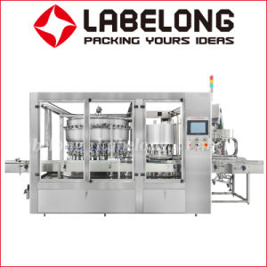 Edible Oil Filling Machine/Plastic Bottle Oil Filling Line pictures & photos