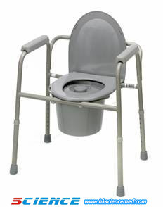 Fixing Wider Commode Chair (iron) Sc-2105 pictures & photos