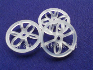 Mini Plastic Teller Rosette Ring for Chemical Cooling Tower