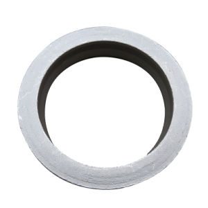 Ts-16949 Proved Steel Forging Ring Forging Machinery Part Custom-Made Forging Part for Circular Forgings 1