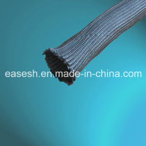 PPS Braided Insulation Cable Sleeving pictures & photos