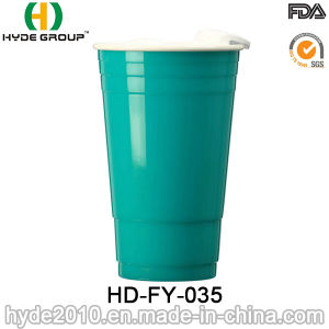 Wholesale 16oz Plastic Double Wall Solo Cup (HD-FY-035) pictures & photos